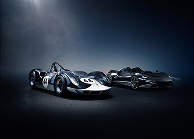 Gorgeous: McLaren Elva revealed