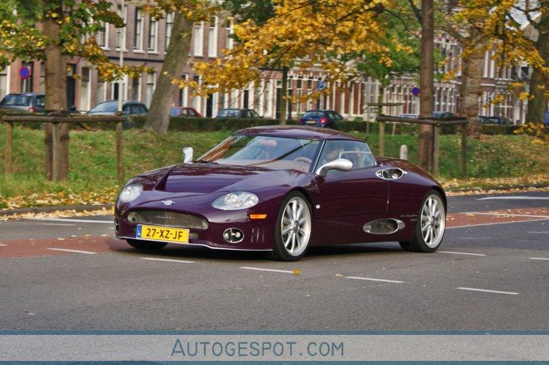Vandaag tien jaar geleden: Spyker C8 Spyder #007 gespot