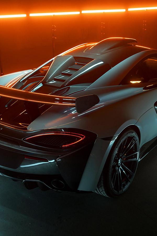 Novitec verfijnt de McLaren 620R