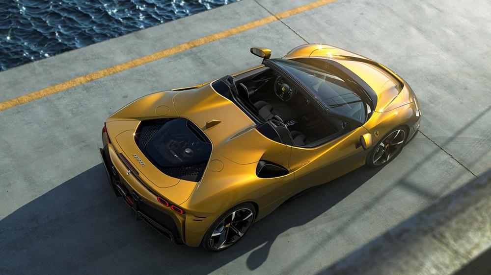 Ferrari SF90 Spider komt 2020 nog een beetje opvrolijken