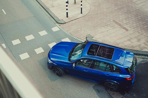 Gereden: BMW X5 M Competition
