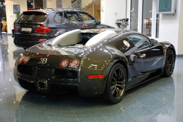 Voor de échte Arabier: Bugatti Veyron door Mansory