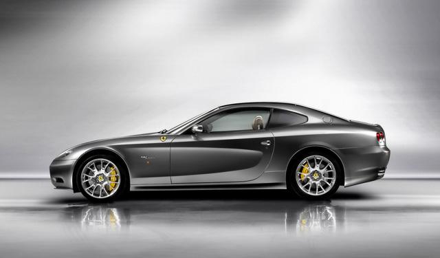 Ferrari's verrassing is de 612 Scaglietti opvolger