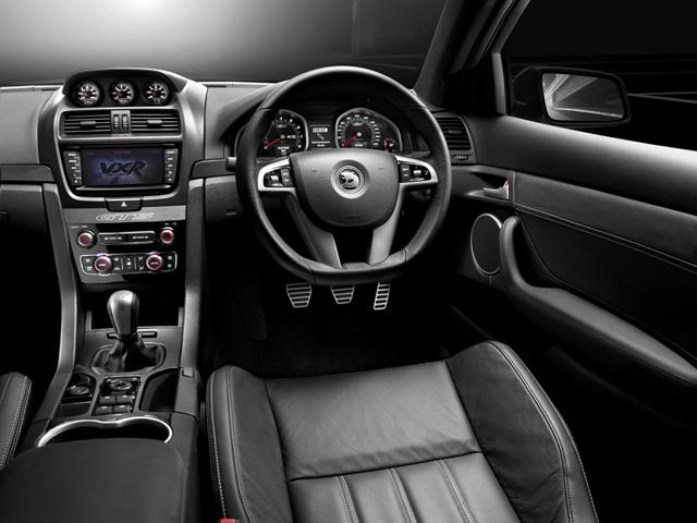 Grofgebekt: Vauxhall VXR8