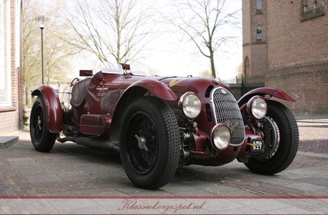 Klassiekergespot spot van de week: Alfa Romeo 8C 2900 A Botticella
