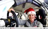Filmpje: treurige kerstgroet vanaf de Nürburgring