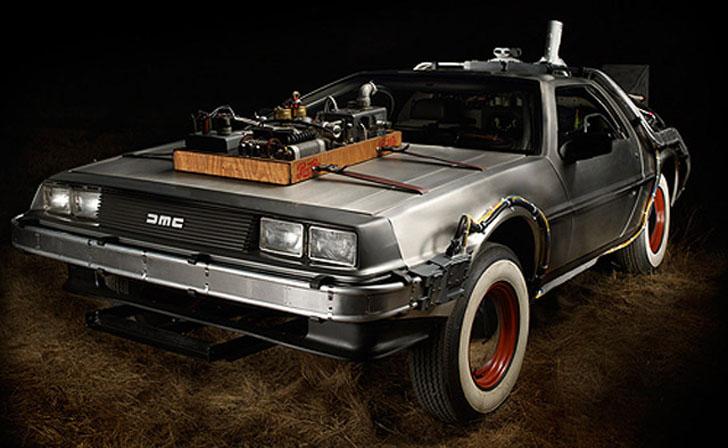 DeLorean uit Back to the Future voor astronomisch bedrag verkocht
