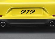 Une nouvelle Porsche en vue ? Porsche dépose le nom '919' !