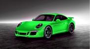 日内瓦车展预测: 保时捷 991 GT3