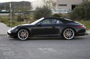 La Porsche 991 Targa aura droit à un look rétro !
