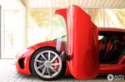 Быстрые и яростные: сразу два Koenigsegg вместе!