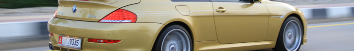 罕见美车: Alpina B6S
