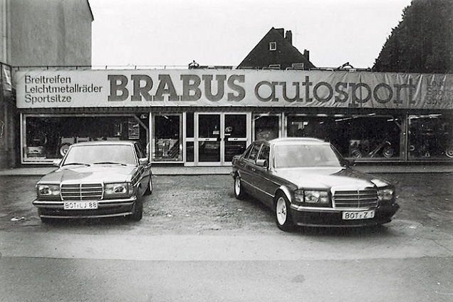 Special: the history of Brabus