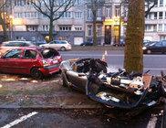 Un accident grave impliquant une Lotus Elise en Belgique