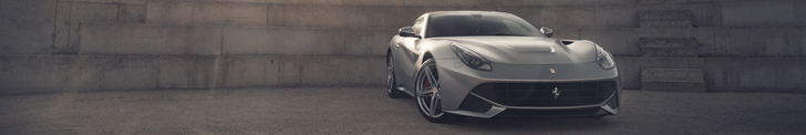 Driven: Ferrari F12berlinetta