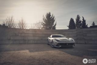 Gereden: Ferrari F12berlinetta
