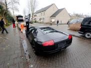 Une Lamborghini Murciélago LP640 et une Mercedes CL 63 AMG saisies