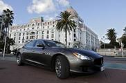 玛莎拉蒂预计2013年售出 1万3千辆 Quattroporte
