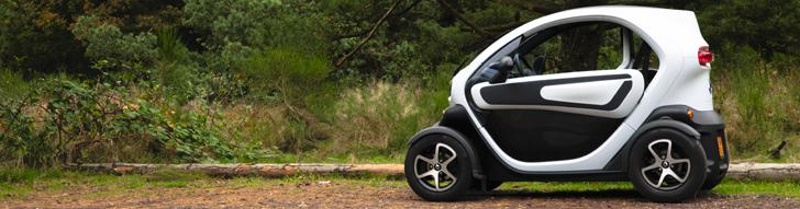 Photo report: Renault Twizy