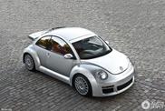 Une Volkswagen Beetle RSi photographiée de façon sublime