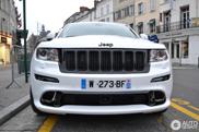 Jeep Grand Cherokee SRT-8 Limited Edition en Francia