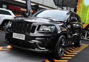 Solo para China: Jeep Grand Cherokee SRT8 Hyun Black Edition