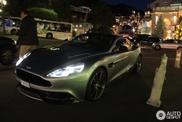 Une Aston Martin Vanquish 2012 spottée dans son habitat naturel