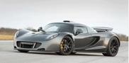 釬内西Venom GT: 370公里的时速