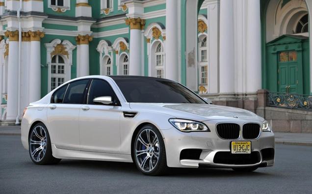 Wordt BMW M7 nog eens realiteit?