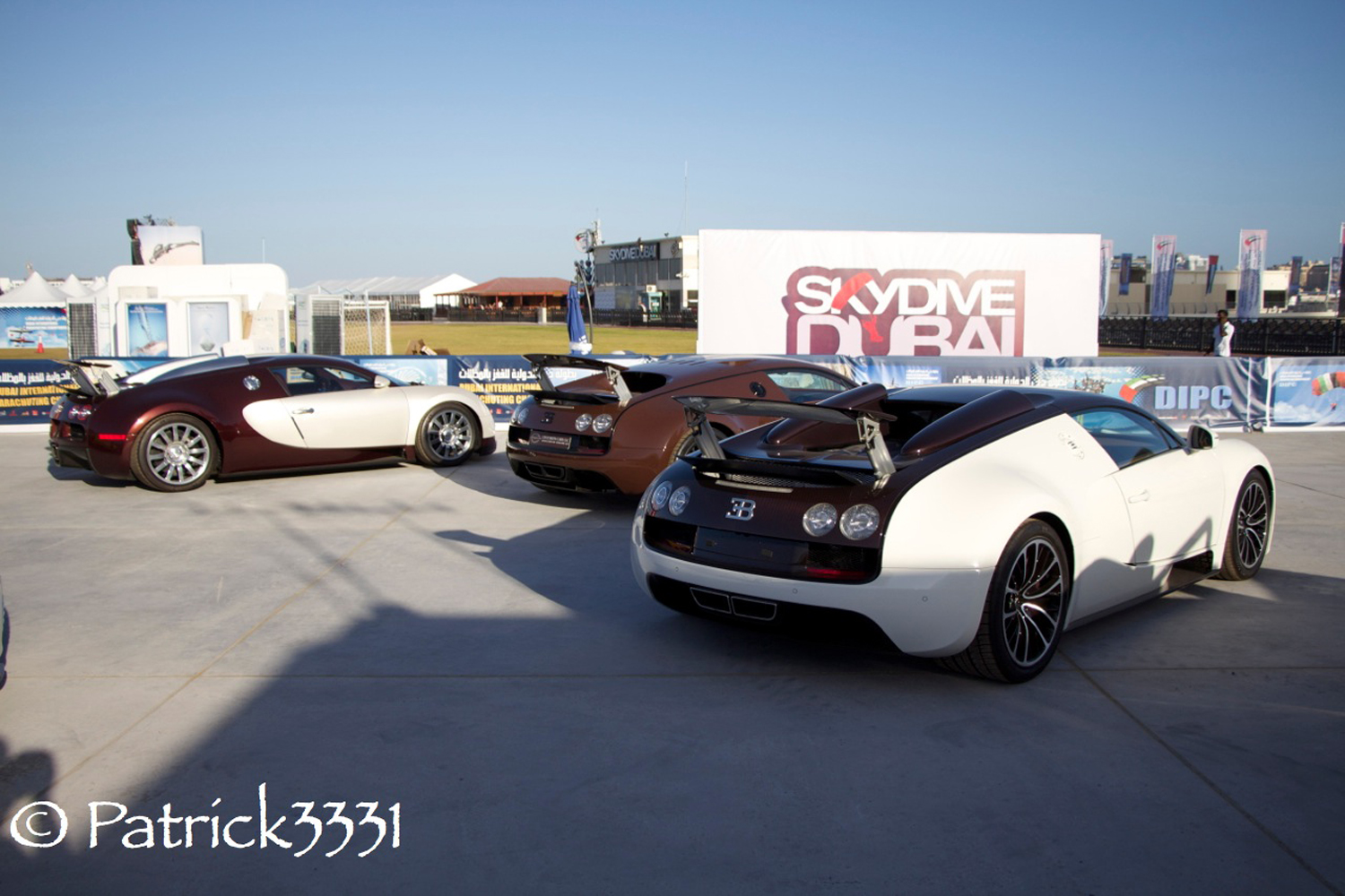 Supercars Get A Lot Of Attention During Dipc In Dubai