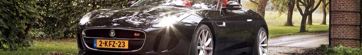 Driven: Jaguar F-TYPE S