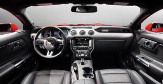 Sinterklaas brengt ons de nieuwe Ford Mustang!