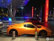 Šta mislite o ovom narandžastom Ferrariju 458 Spider?