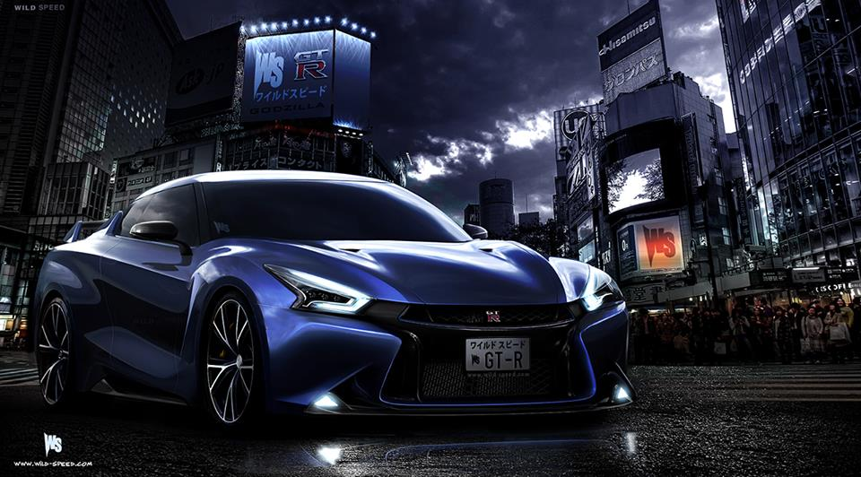 WildSpeed draws new Nissan GT-R
