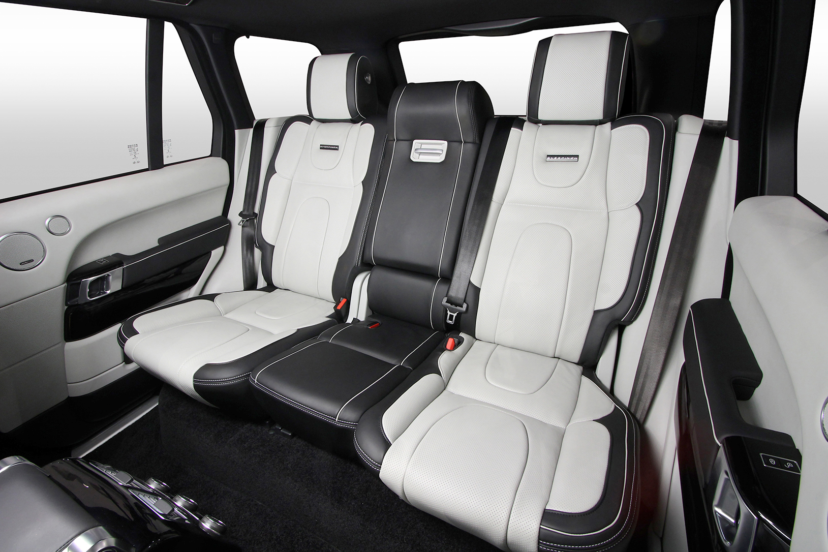 Behoorlijk Statig Range Rover Overfinch