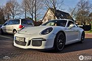 Richiamo per le Porsche 991 GT3!