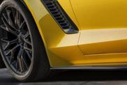Chevrolet показал тизер Corvette Z06