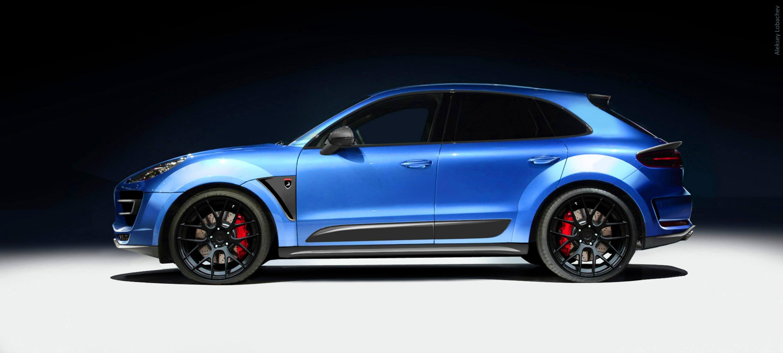 Porsche Macan Is Already Tuned By Topcar