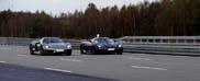 Movie: Koenigsegg Agera R machaca el Porsche 918 Spyder