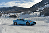 Aston Martin On Ice Promises bespoke luxury