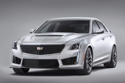 Unleashed! The Cadillac CTS-V broke free!
