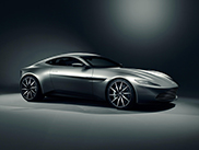 Aston Martin će napraviti deset primeraka DB10