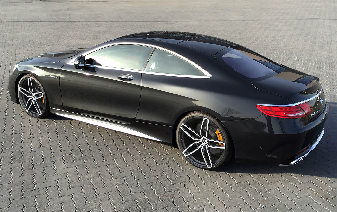 G Power Pakt Eerste Mercedes Amg Aan S Klasse Coup 233