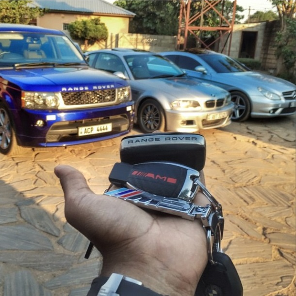 You Can Even Find Supercars In Zambia