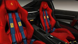 Zo ziet een Ferrari F12tdf Tailor Made eruit