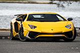 Fotoshoot: Lamborghini Aventador LP750-4 SuperVeloce
