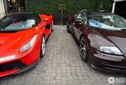 Pick yours: LaFerrari or Veyron