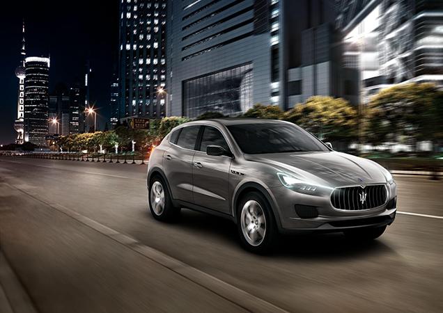 Maserati Levante belangrijker dan ooit