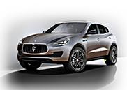 Le Maserati Levante plus important que jamais