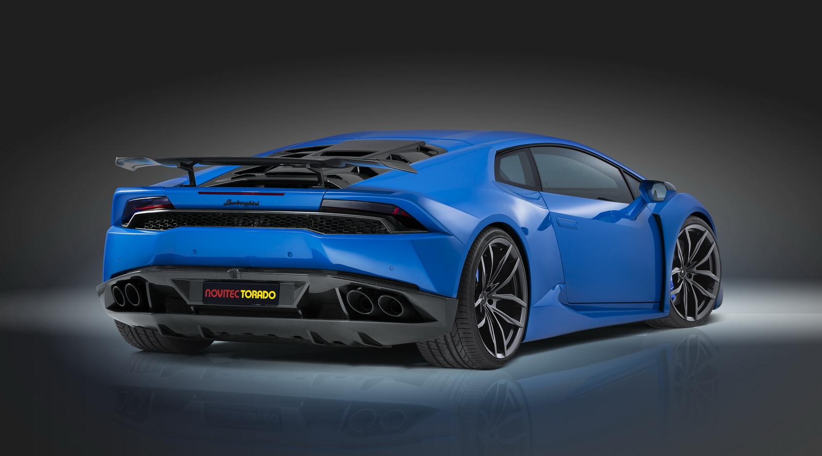 BMW X6M For Sale >> Novitec unveils N-LARGO for Lamborghini Huracán